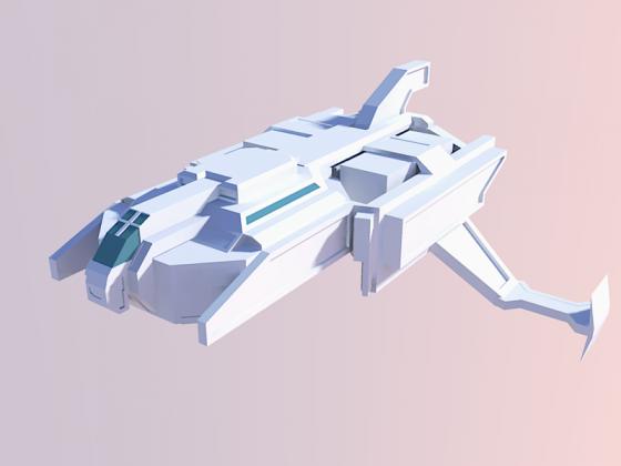 Ventru's Freighter V2