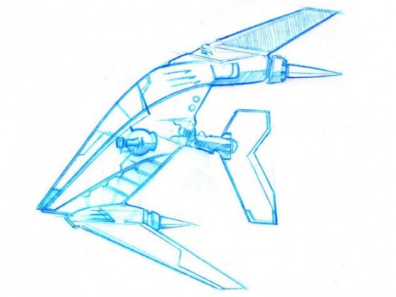 Starblazer concept
