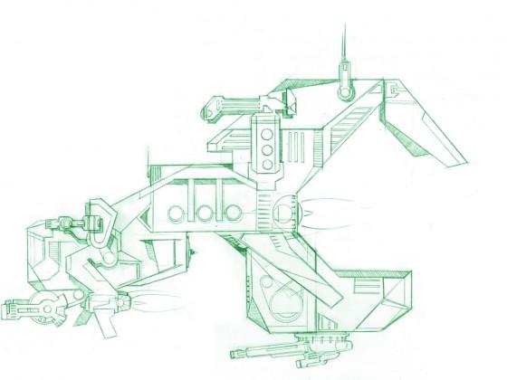 Rheinland FOL concept ship