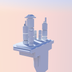 Comm Tower/Observation Towers