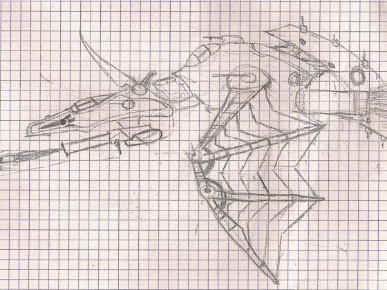 Kusari Fighter concept