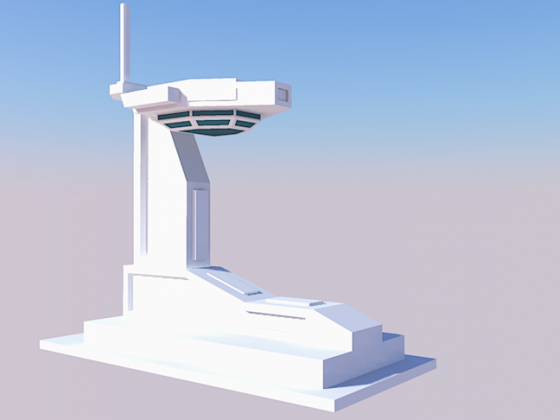 Main Observation Tower -HQ tower