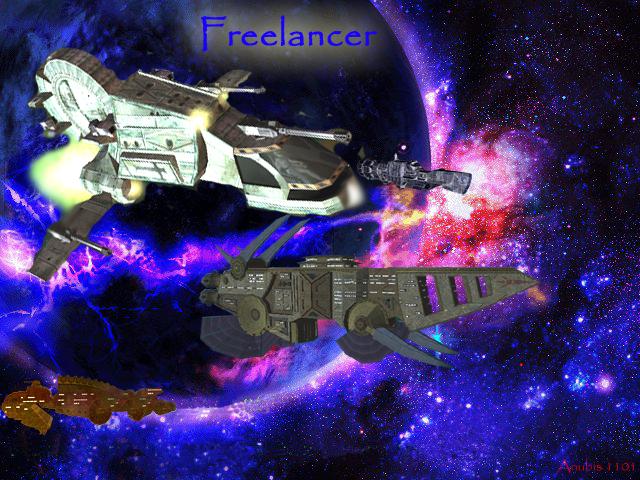 Shakuras - Freelancer scene