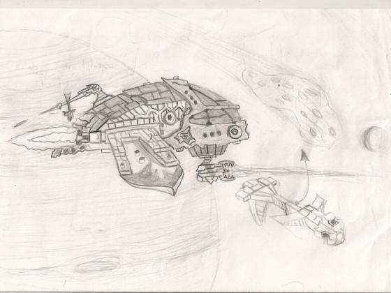 Ship concept 01